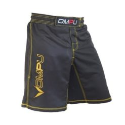 OMPU Grappling Shorts svart 1