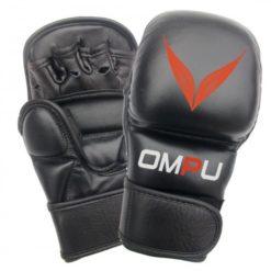 OMPU Top sparring svart