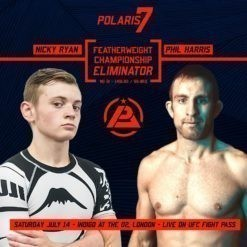 Polaris 7 Nicky Ryan vs Phil Harris