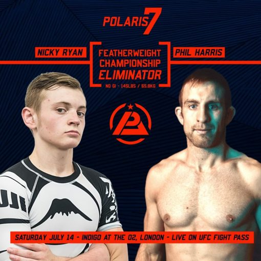 Polaris 7 Nicky Ryan vs Phil Harris