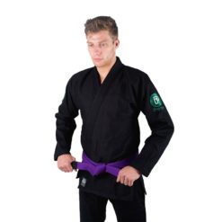 Progress BJJ Gi M6 svart 1