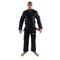Progress Jiu Jitsu BJJ Gi Foundation svart 1