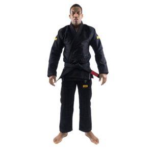 Progress Jiu Jitsu BJJ Gi Foundation svart 1