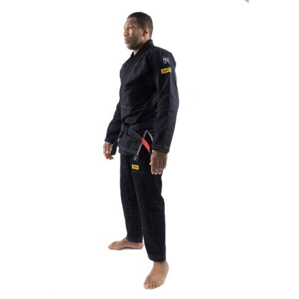 Progress Jiu Jitsu BJJ Gi Foundation svart 2