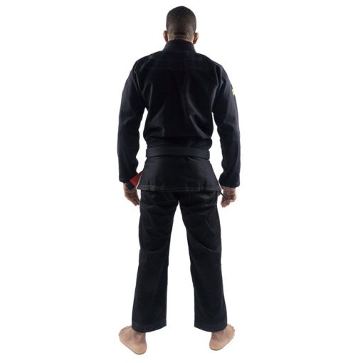Progress Jiu Jitsu BJJ Gi Foundation svart 3