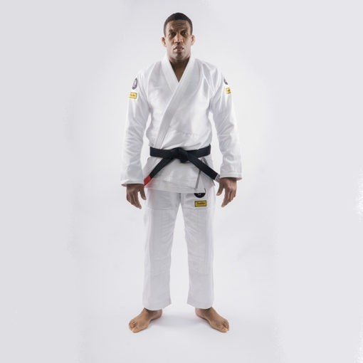 Progress Jiu Jitsu BJJ Gi Foundation vit 1
