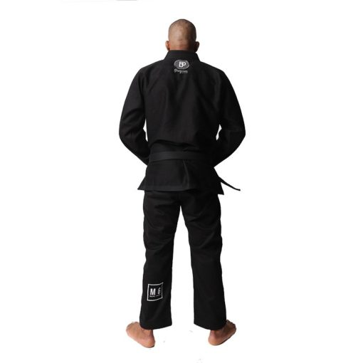 Progress Jiu Jitsu BJJ Gi M6 MK3 svart 3