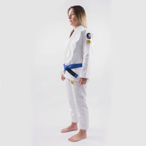 Progress Jiu Jitsu BJJ Gi Womens Foundation vit 2