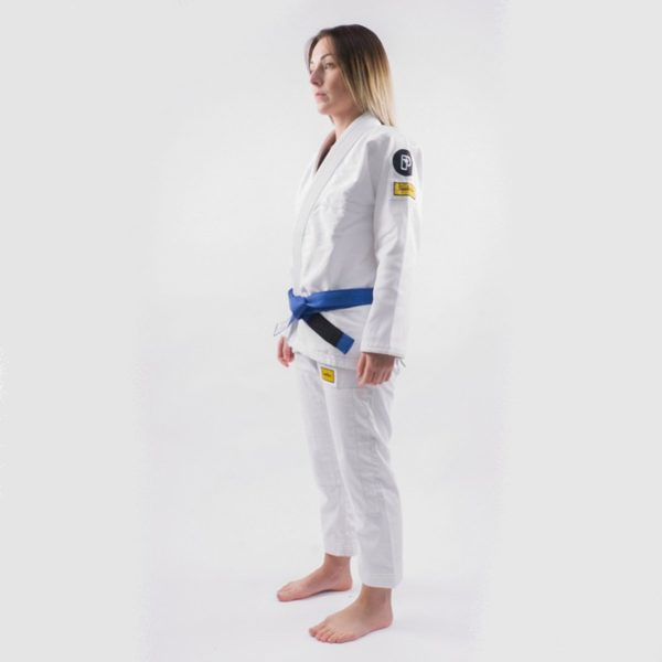 Progress Jiu Jitsu BJJ Gi Womens Foundation vit 2