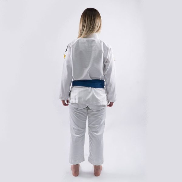 Progress Jiu Jitsu BJJ Gi Womens Foundation vit 3
