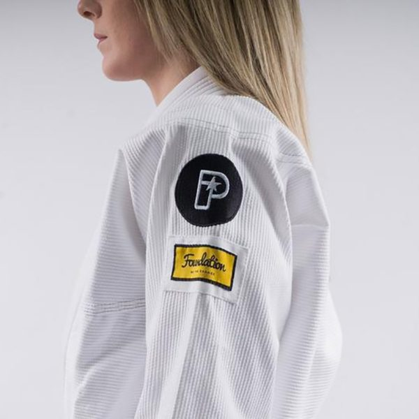 Progress Jiu Jitsu BJJ Gi Womens Foundation vit 4