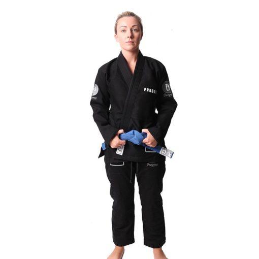 Progress Jiu Jitsu BJJ Gi Womens M6 MK3 svart 1