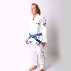 Progress Jiu Jitsu BJJ Gi Womens M6 MK3 vit 2