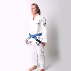 Progress Jiu Jitsu BJJ Gi Womens M6 MK3 vit 2