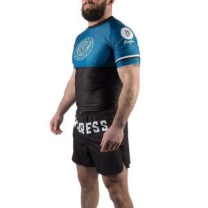 Progress Jiu Jitsu Rashguard Ranked bla 1