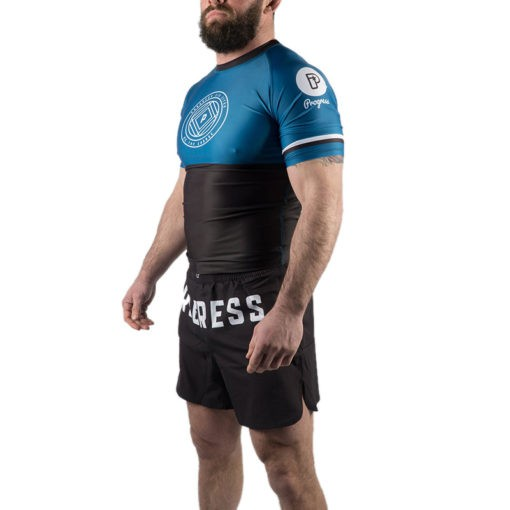 Progress Jiu Jitsu Rashguard Ranked bla 1