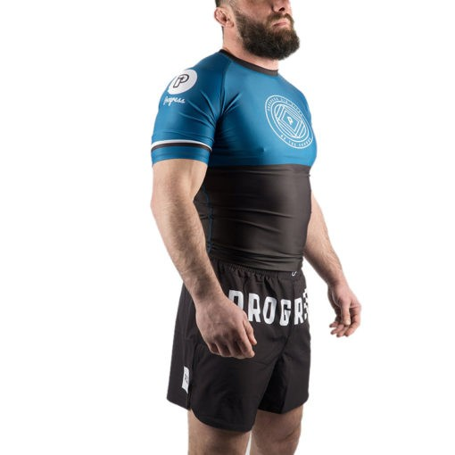 Progress Jiu Jitsu Rashguard Ranked bla 2