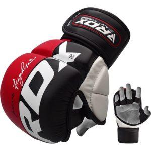 RDX MMA Sparringhandskar T6 Rod 4