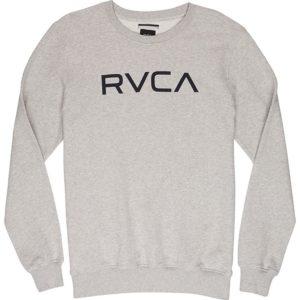 RVCA Crewneck Big Logo gra 1