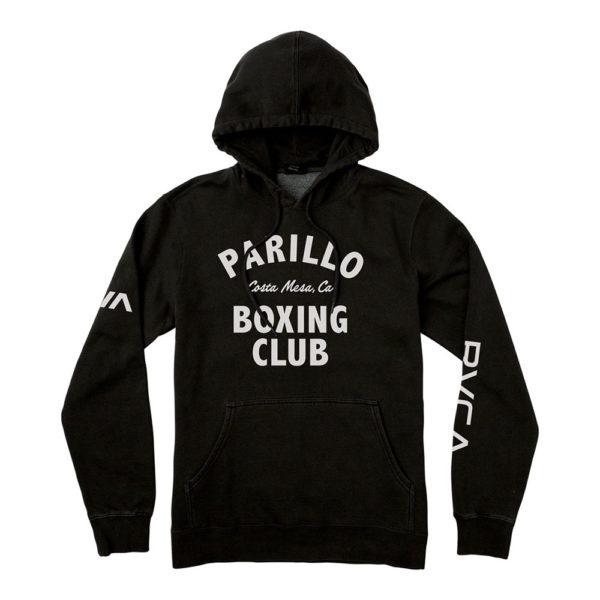 RVCA Hoodie Parillo Boxing Club 1