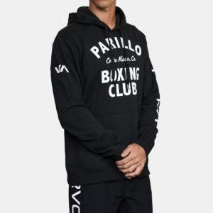 RVCA Hoodie Parillo Boxing Club 5