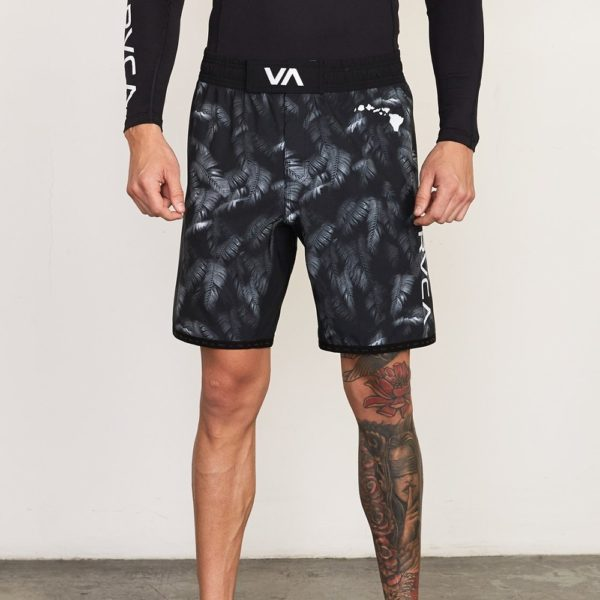 RVCA Shorts BJ Penn Scrapper 3