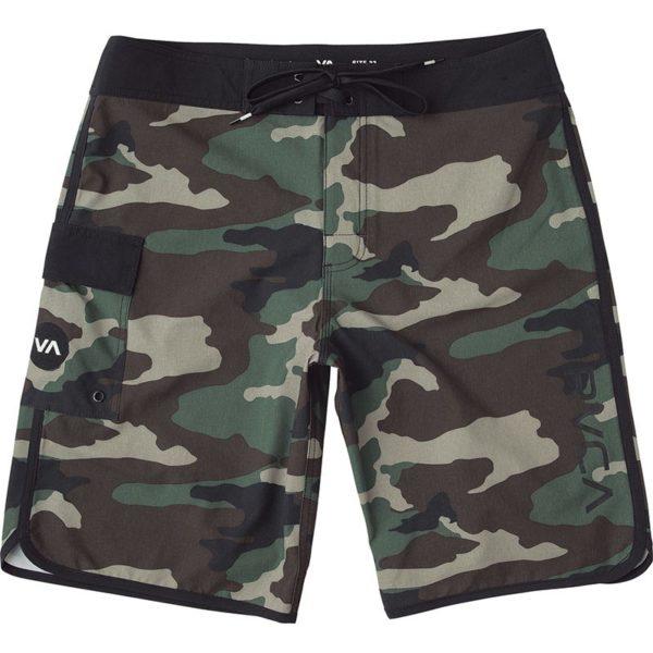 RVCA Shorts Eastern Trunk 1
