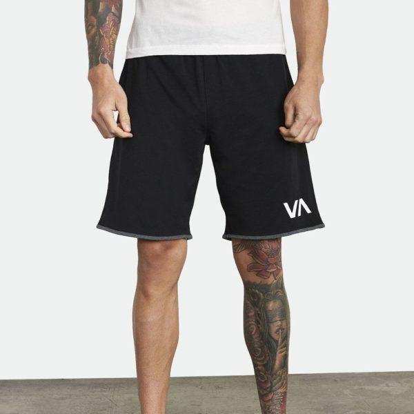RVCA Shorts III black 1