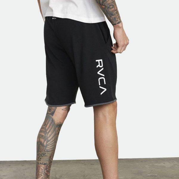RVCA Shorts III black 3