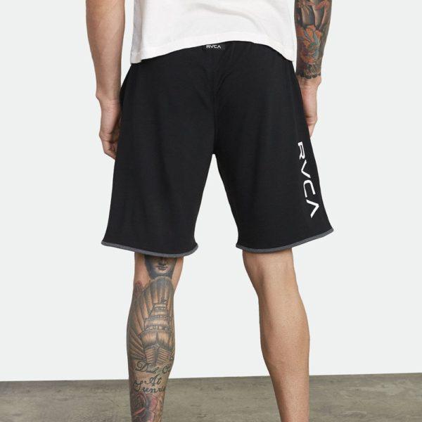 RVCA Shorts III black 5