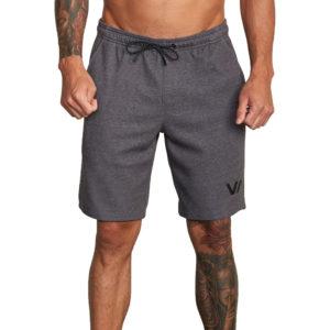 RVCA Shorts IV smokey grey 2