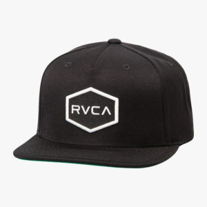 RVCA Snapback Commonwealth