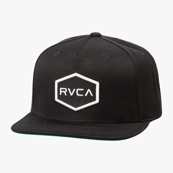 RVCA Snapback Commonwealth