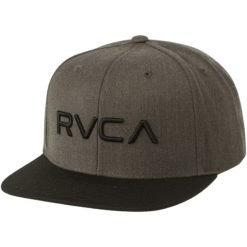 RVCA Snapback Twill III 1