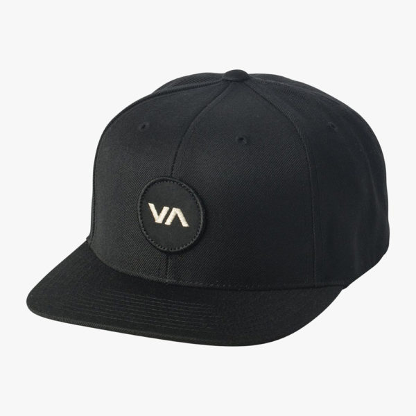 RVCA Snapback VA svart