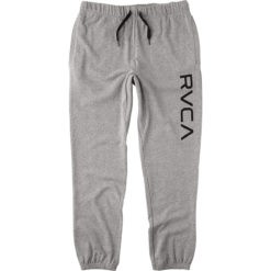 RVCA Sweatpants Big Logo gra 1