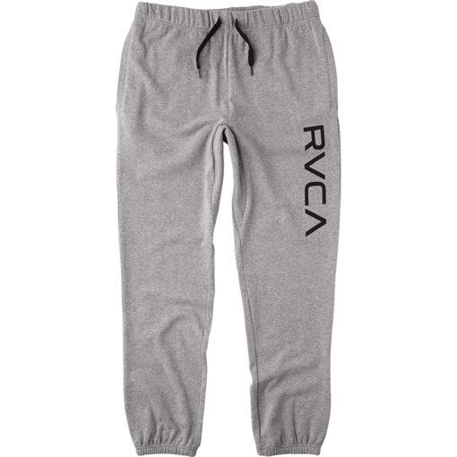 RVCA Sweatpants Big Logo gra 1