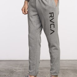 RVCA Sweatpants Big Logo gra 2