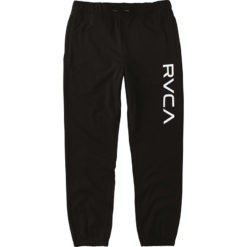 RVCA Sweatpants Big Logo svart 1