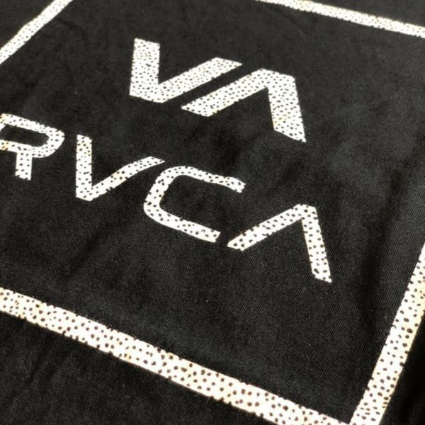 RVCA T shirt All The Way 2