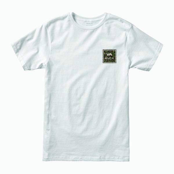 RVCA T shirt All The Way vit 1