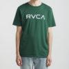 RVCA T shirt Big Logo gron 1