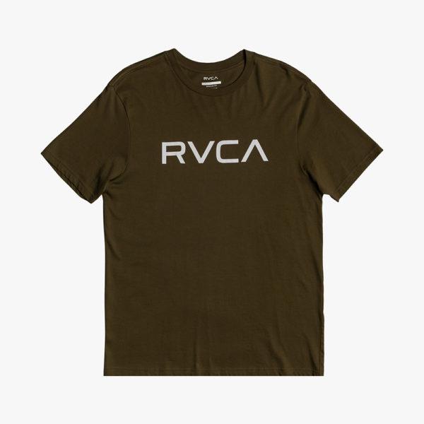 RVCA T shirt Big Logo sequoia