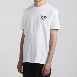 RVCA T shirt Cat Corp 2