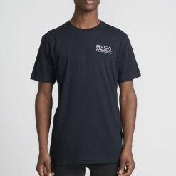 RVCA T shirt Check Mate 1