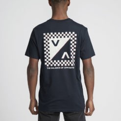 RVCA T shirt Check Mate 2
