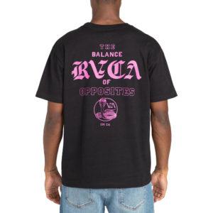 RVCA T shirt Cobra University 2