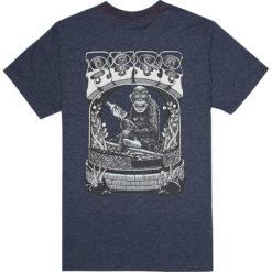RVCA T shirt Money navy 2