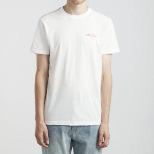 RVCA T shirt Money vit 1