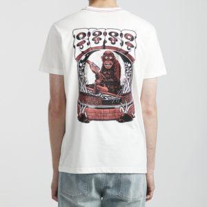 RVCA T shirt Money vit 2